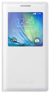 S-View Cover für Galaxy A5 weiss